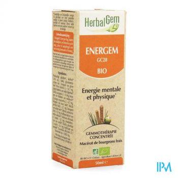 Herbalgem Energem Gc28 Bio 50ml