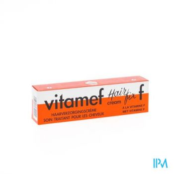 Vitamef Hairfix Creme Tube 40g