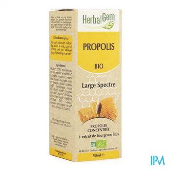 Herbalgem Propolis Breed Spectrum Bio Gutt 50ml