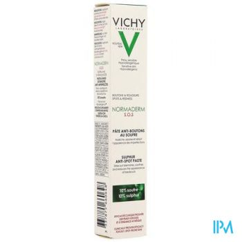 Vichy Normaderm Phytosolution Pasta A/puist 200ml