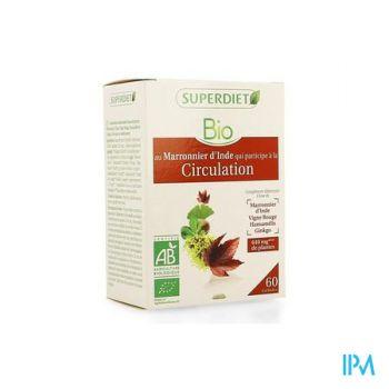 Super Diet Complexe Wilde Kast. Circ. Bio Comp 60