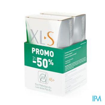 Xls Platte Buik 45+ Comp 2x30 2de -50%