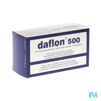 Daflon Pi Pharma Comp 90x500mg Pip