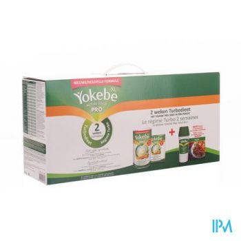 Yokebe Pro By Xls Vanille 2weken Turbo