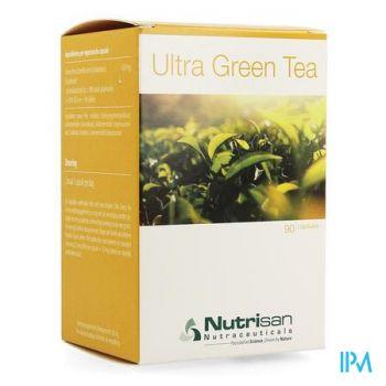 Ultra Green Tea V-caps 90 Nutrisan