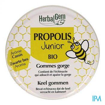 Herbalgem Propolis Junior Bio Gommen 45g