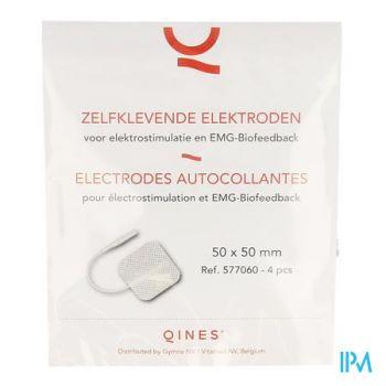 Elektrode Zelfklevend Standaard 5x5cm 4