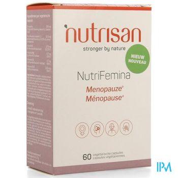 NUTRISAN NUTRIFEMINA 60 CAPS