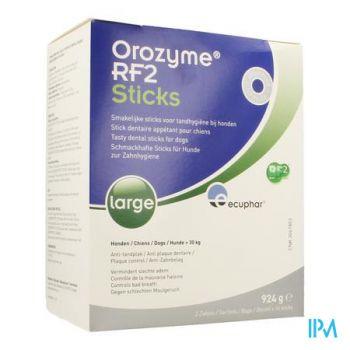 Orozyme Rf2 Smakelijke Stick Hond Large 28