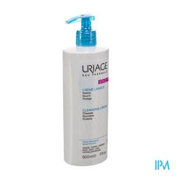 Uriage Wascreme Fl 500ml