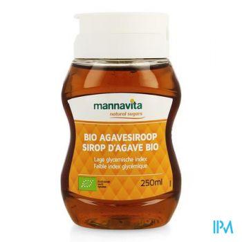 Mannavital Agave Siroop 250ml