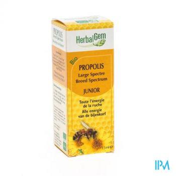Herbalgem Propolis Junior Breed Spec.bio Gutt 15ml