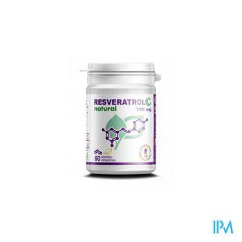 Resveratrol Ct 100mg Comp 60
