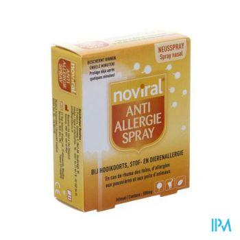 Noviral Spray A/allergie Pdr 500mg