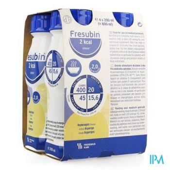 Fresubin 2 Kcal Drink Salé/hartig 200ml Asperges/asperge