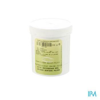 Mosterdzaad Geel Meel Pot 250g Pharmafl