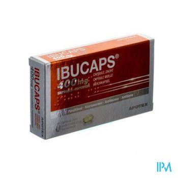 Ibucaps 400mg Apotex Caps Zacht 10