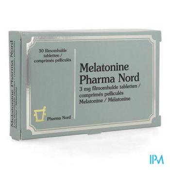MELATONINE PHARMA NORD 30 TABL 3 MG