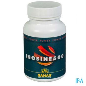 Sanas Inosine 500 Caps 180