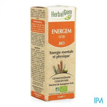Herbalgem Energem Gc28 Bio 15ml