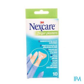 Nexcare Vingerpleister 10 Nfp001w