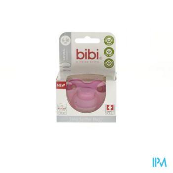 Bibi Fopspeen Color Roze Kers Ng 6-16m